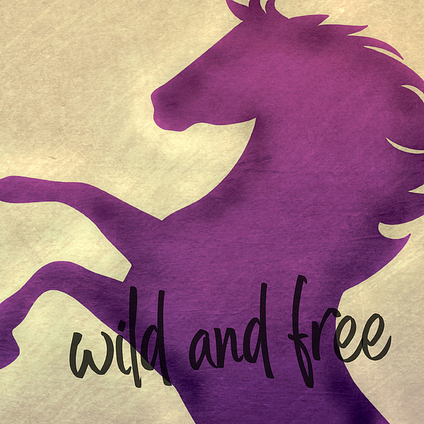 WILD AND FREE by Dressage Design